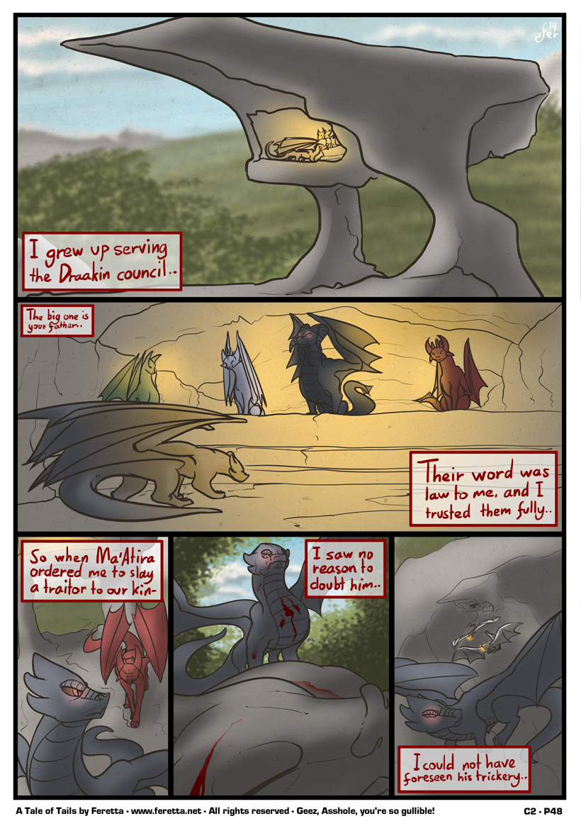 A Tale of Tails, 2-48