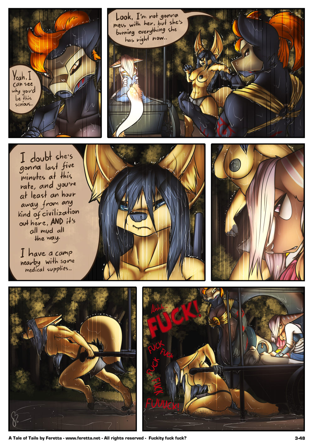 A Tale of Tails, 3-48