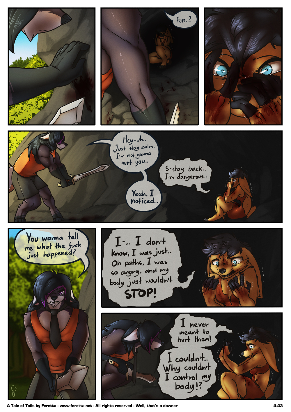 A Tale of Tails, 4-43