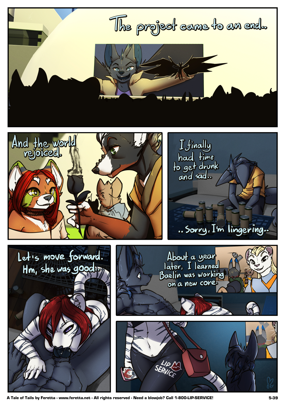 A Tale of Tails, 5-39