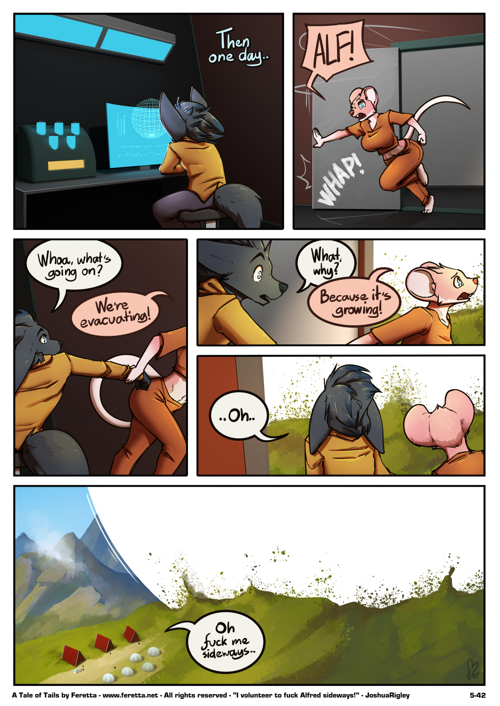 A Tale of Tails, 5-42