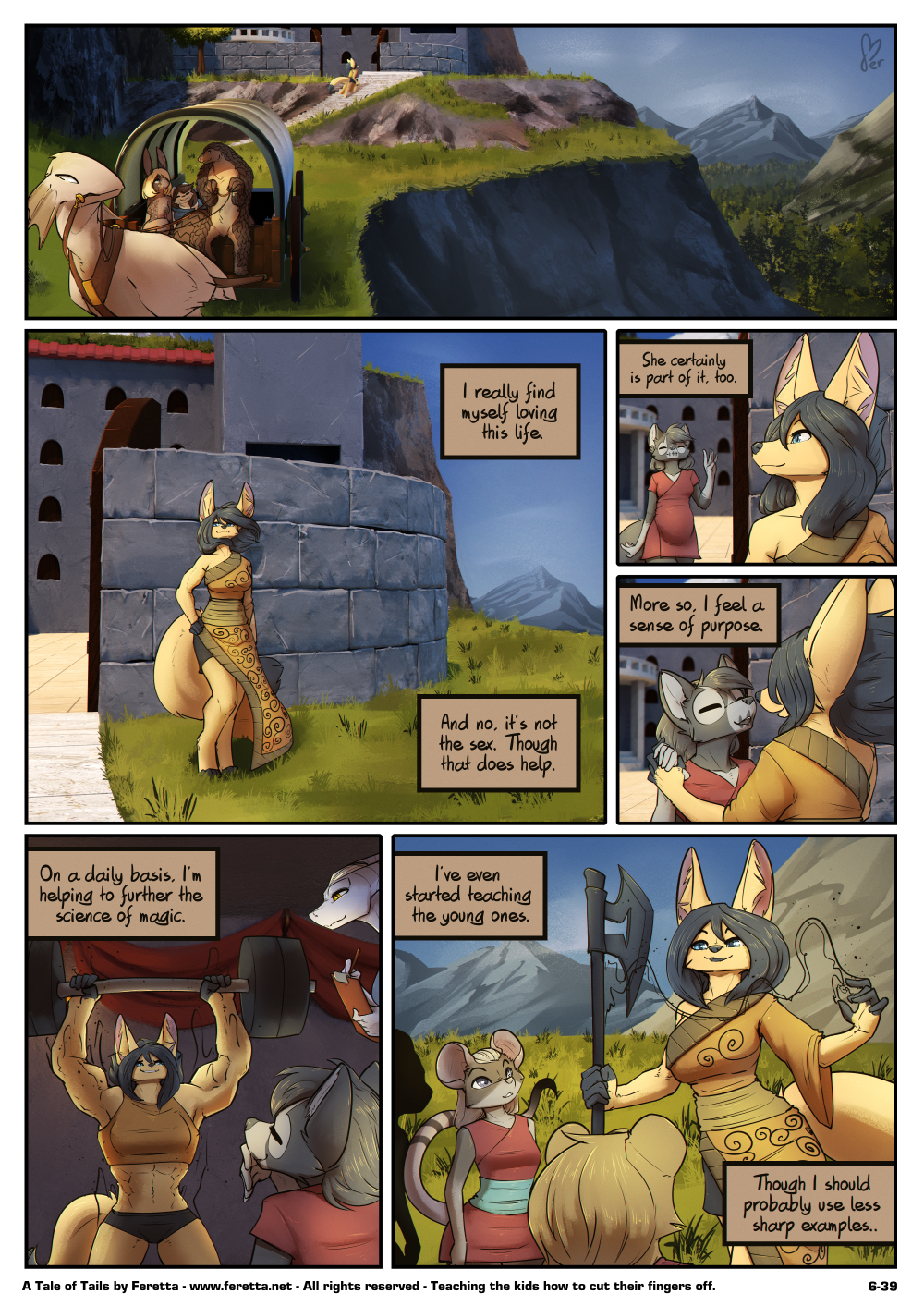 A Tale of Tails, 6-39