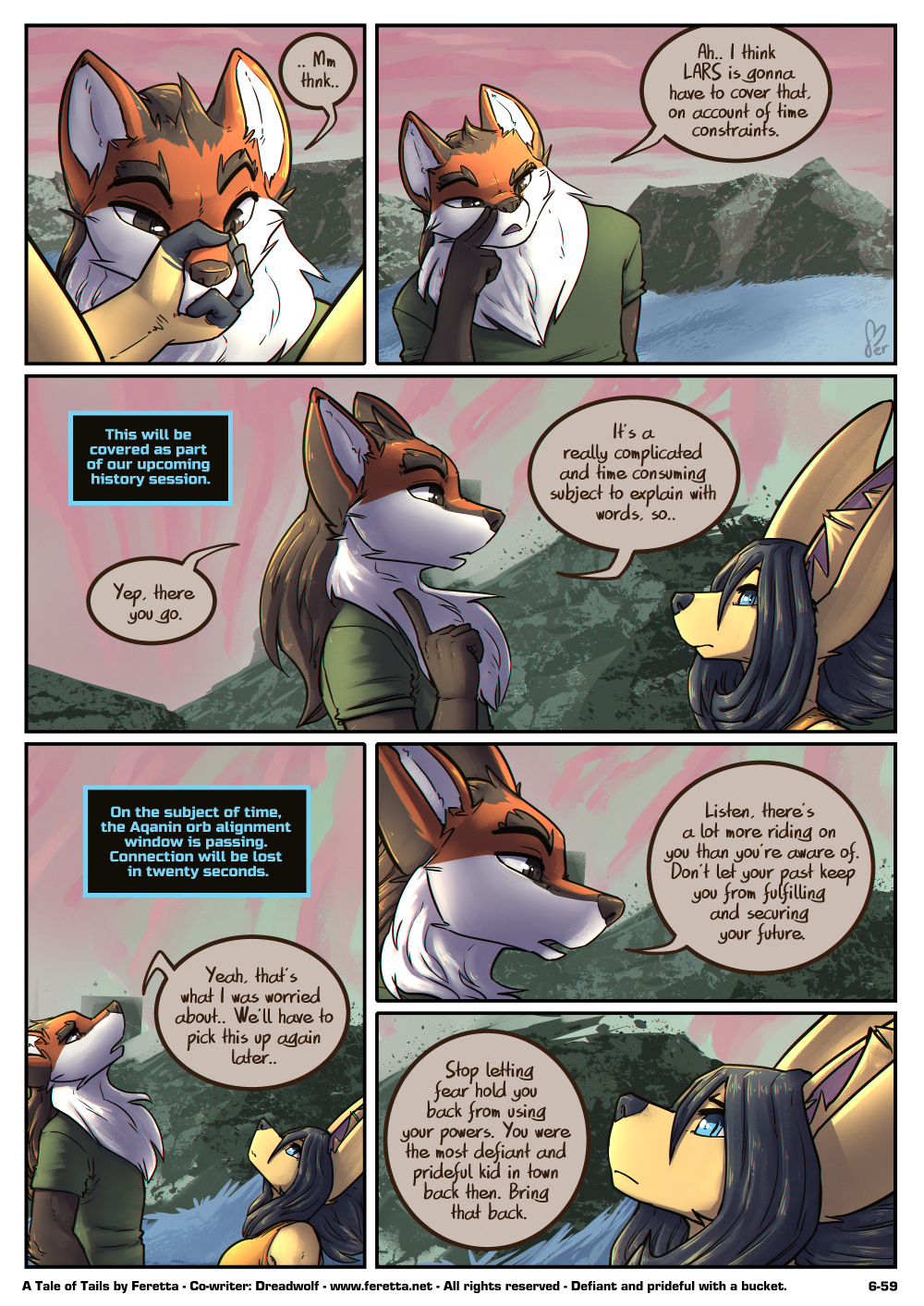 A Tale of Tails, 6-59